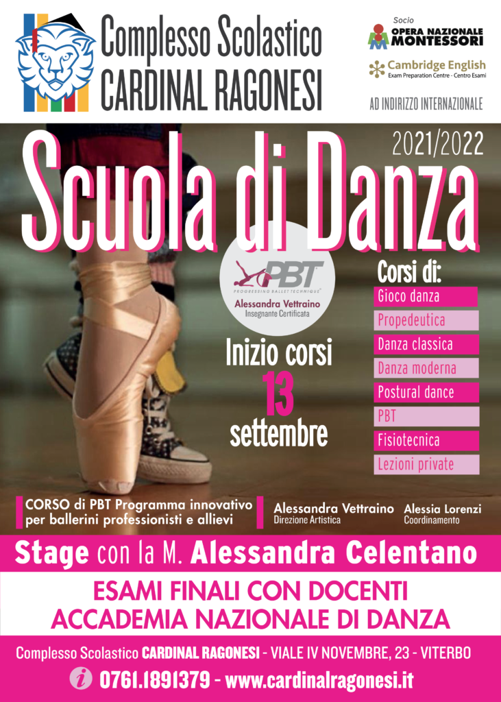 1 Manifesto 100x140 Ragonesi DANZA 2019 01 731x1024 - Scuola Danza Ragonesi