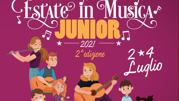 1 evidenza estate in musica junior2021 600x340 - 2/4 luglio 2021- Estate in Musica Viterbo JUNIOR 2a edizione