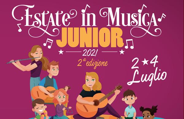 1 evidenza estate in musica junior2021 - 2/4 luglio 2021- Estate in Musica Viterbo JUNIOR 2a edizione