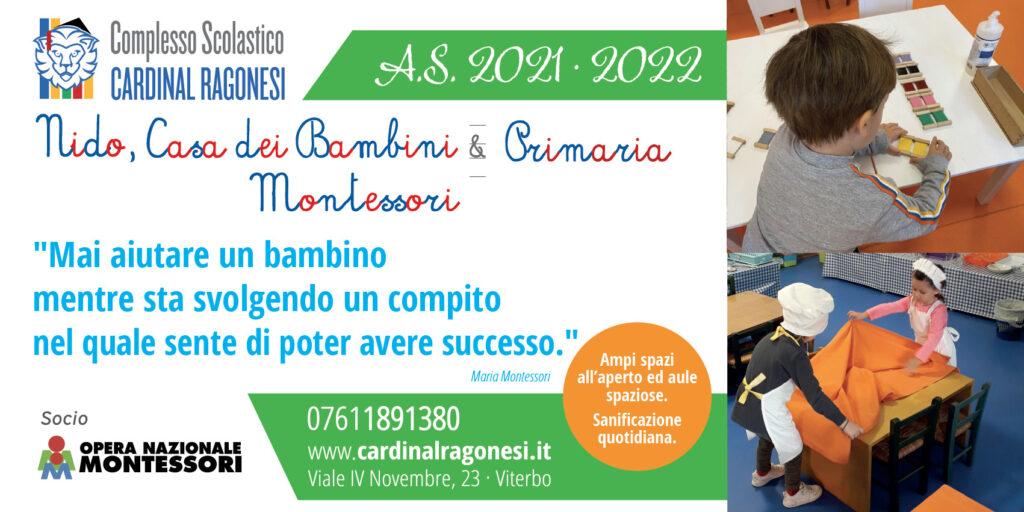 2 600x300 MontessoriRagonesi 2020 01 1024x512 - Il complesso scolastico Cardinal Ragonesi riparte con nuove opportunità.