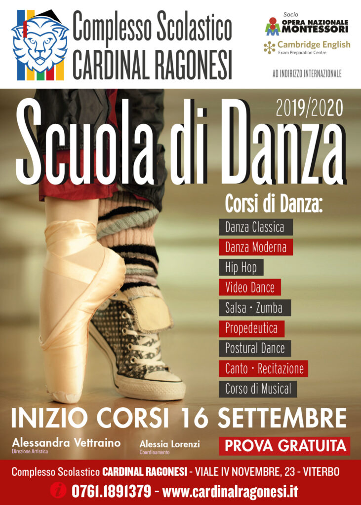 2 Manifesto 100x140 Ragonesi DANZA 2019 731x1024 - Scuola Danza Ragonesi
