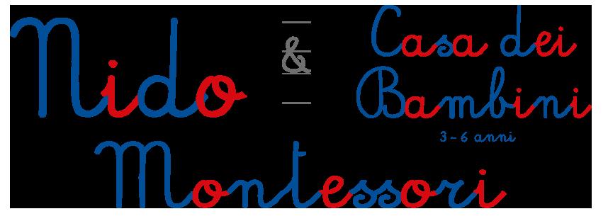 nido e casa bambini logo - NIDO e Casa dei Bambini • Montessori