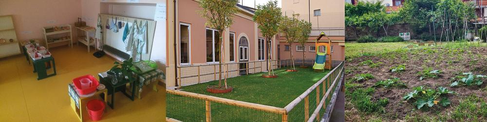 strutturanido - NIDO e Casa dei Bambini • Montessori