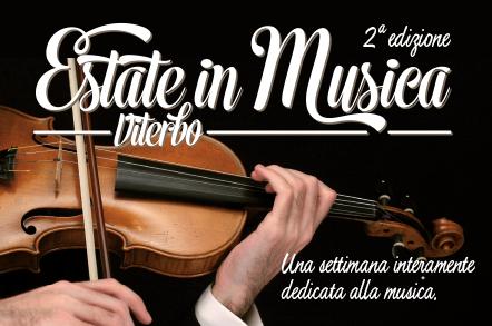 """Estate in Musica 2016 RAGONESI - 17/23 Luglio. """"ESTATE IN MUSICA 2017"""" 3a Edizione"""