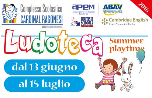 LUDOTECAestiva2016 RAGONESI prewnews - Estate in Musica - Viterbo • Luglio 2021