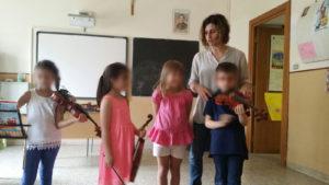 IMG 20160609 WA0010 300x169 - Scuola Primaria. Corso di Violino A.E. 2015/16.
