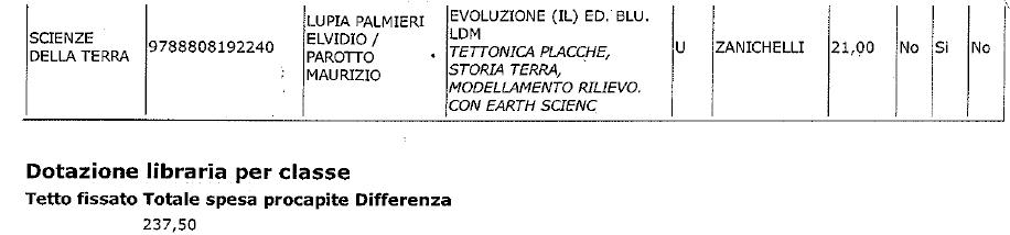 2 TESTI LICEO SCIENTIFICO 4A - Elenco libri di testo LICEO SCIENTIFICO 2016/17