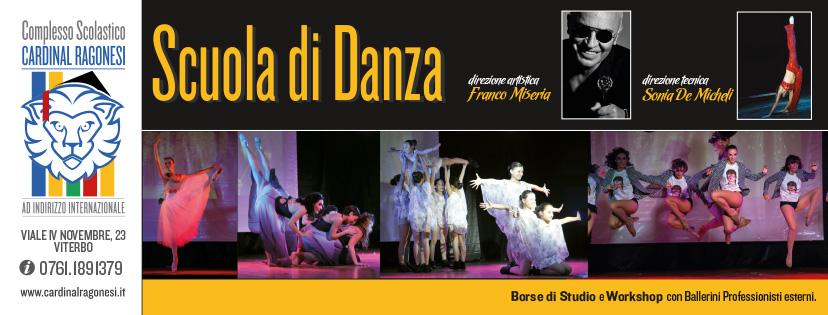 Scuola di Danza RAGONESI FB - Estate in Musica - Viterbo • Luglio 2021
