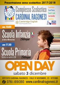 primaria infanzia open day ragonesi 2017 18 212x300 - 3 dicembre. Open Day Ragonesi!
