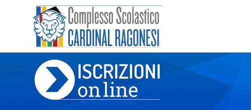copertina MIUR Iscrizioni online RAGONESI 2017 18 - 6 febbraio. Complesso scolastico Cardinal Ragonesi. Termine iscrizioni on line a.s. 2017-2018.
