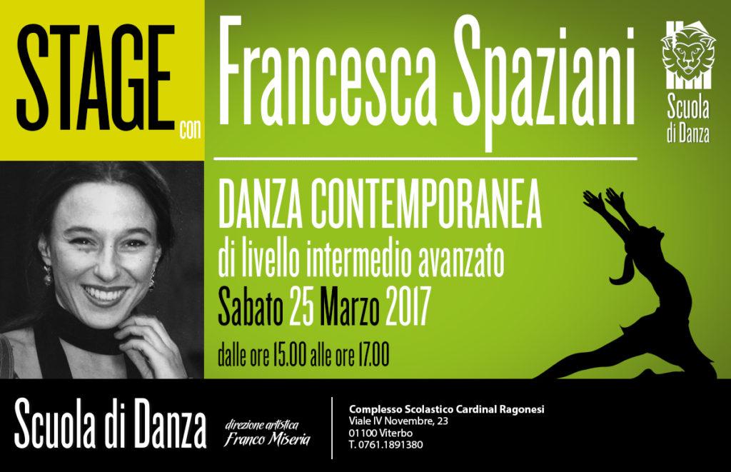 Francesca Spaziani StageDanzaContemporanea 25 03 2017 MARZOnews 1024x661 - Sabato 25 Marzo. Scuola Danza. Stage con Francesca Spaziani