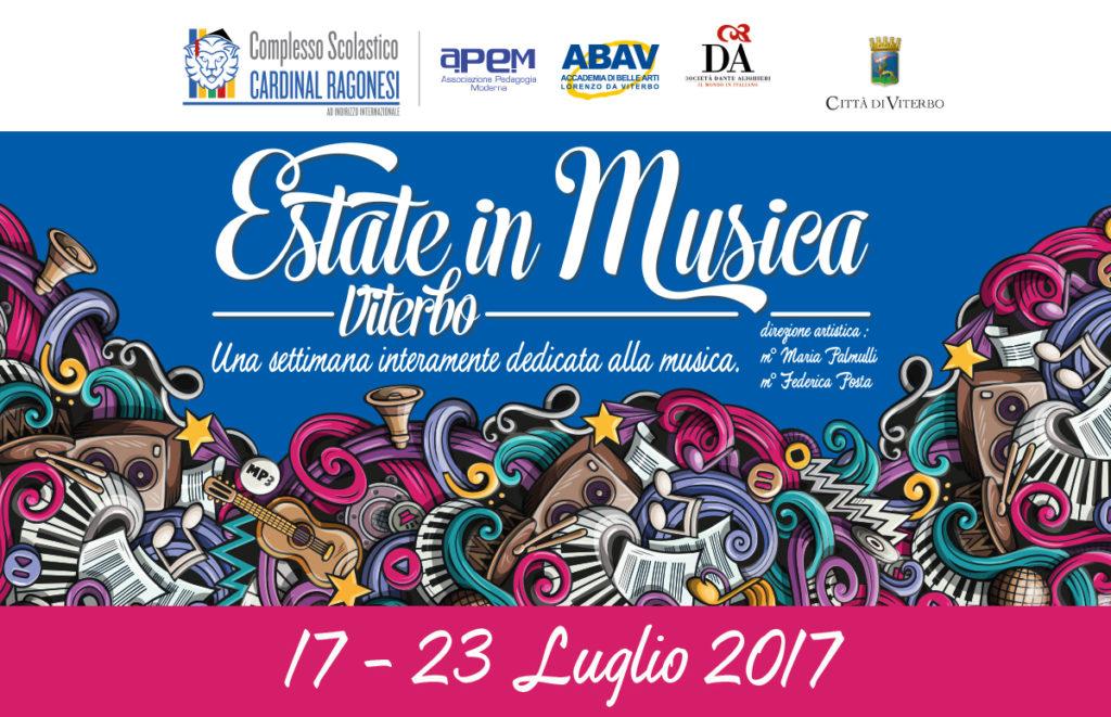 NEWS INCONTRO may3 BRITISH Viterbo 1024x661 - 17 - 23 luglio. Estate in Musica 2017 • 3a edizione