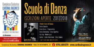 6x3 ScuolaDANZA 2017  300x150 - ISCRIZIONI APERTE SCUOLA DANZA