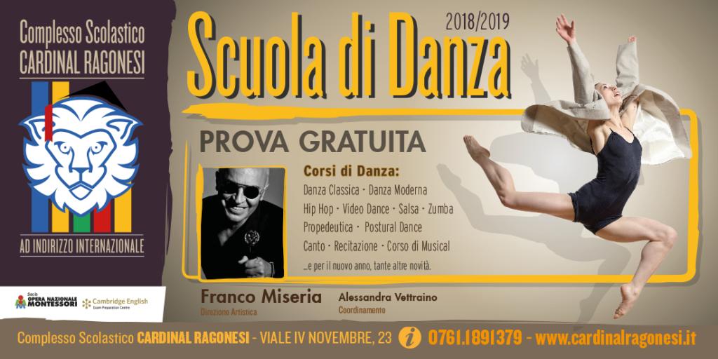 6x3 ScuolaDANZA 2018  1024x512 - Nuovi corsi di Danza al Ragonesi 2018/2019