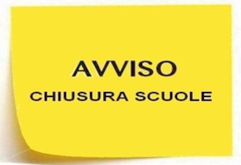 Avviso chiusura scuole - Estate in Musica - Viterbo • Luglio 2021