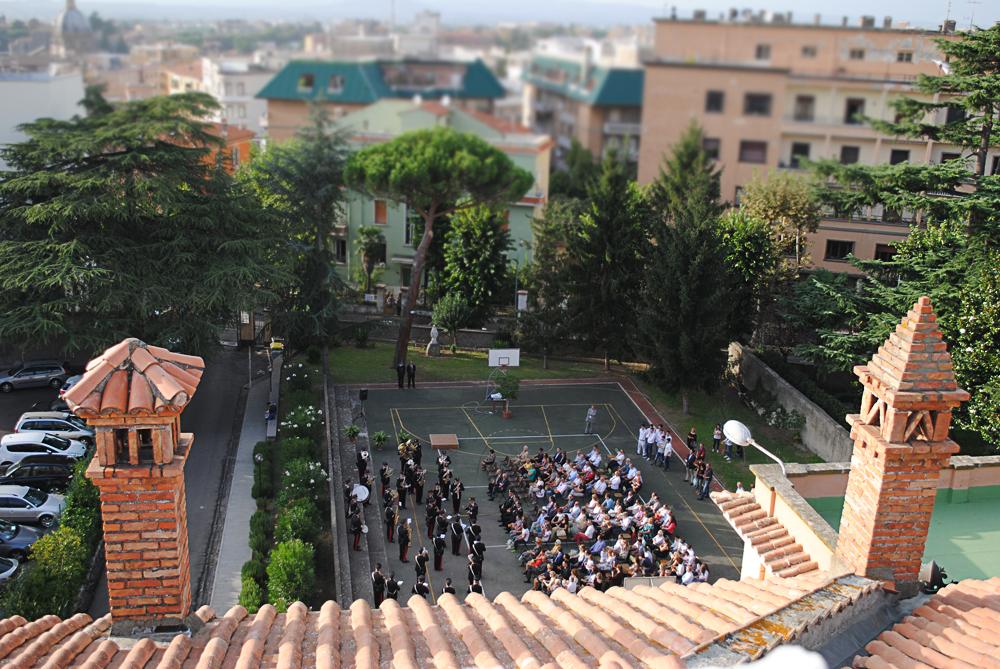 esterno 3 - OPEN DAY AL COMPLESSO SCOLASTICO CARDINAL RAGONESI