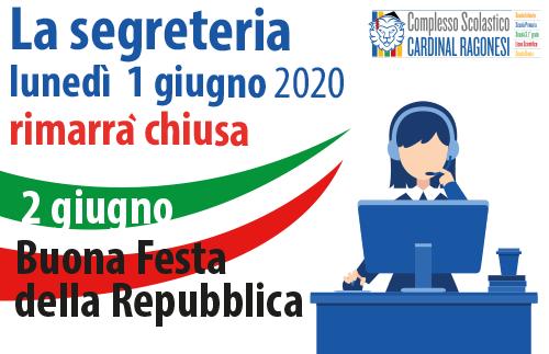 OK segreteria chiusofesta RAGONESI2020 - Estate in Musica - Viterbo • Luglio 2021