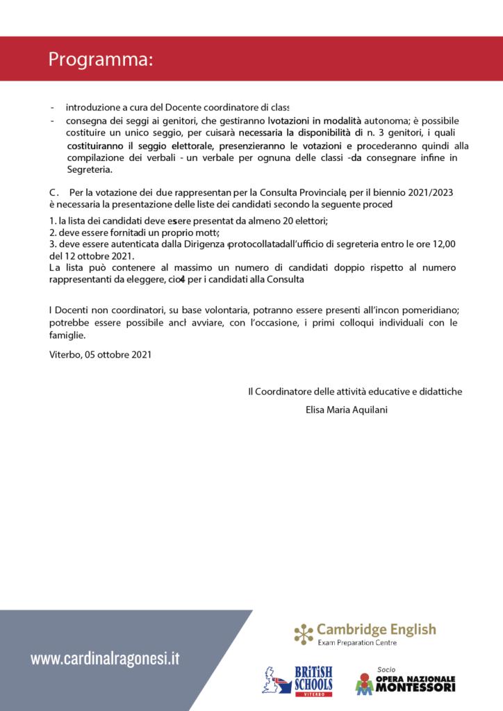 Ragonesi Scientifico Elezioni 2021 2022 w 02 724x1024 - Indizione elezione rappresentanti OO.CC. a.s. 2021-22